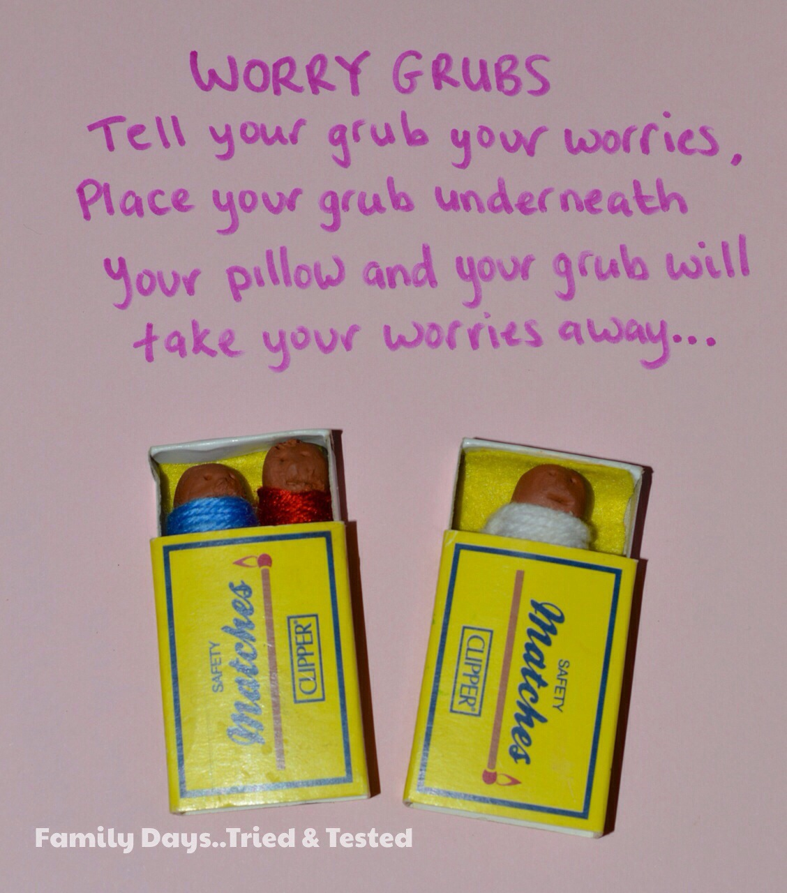 Worry Grubs