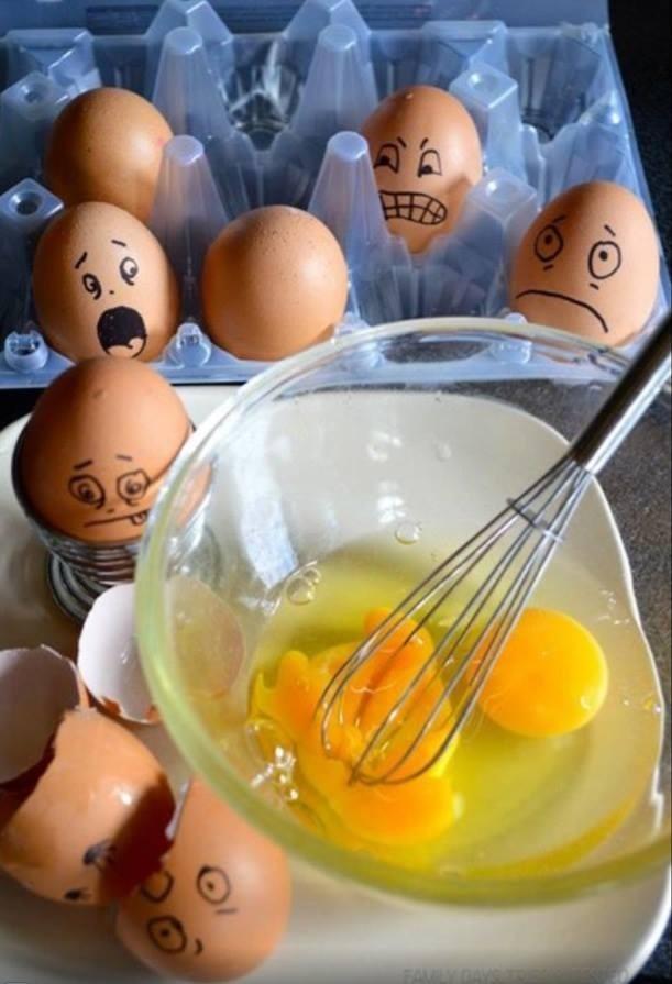 fun breakfast ideas with eggs