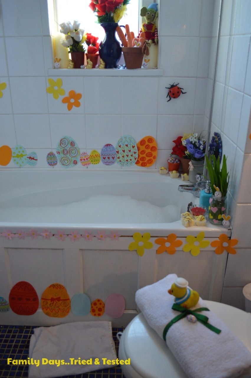 Springtime Easter Bath
