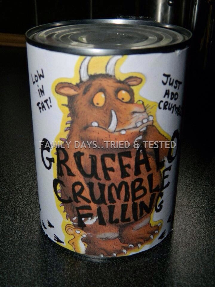 Gruffalo Themed Day